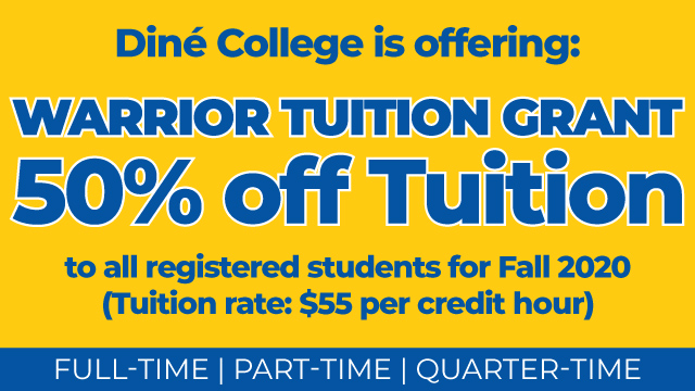 Warrior Tuition Grant