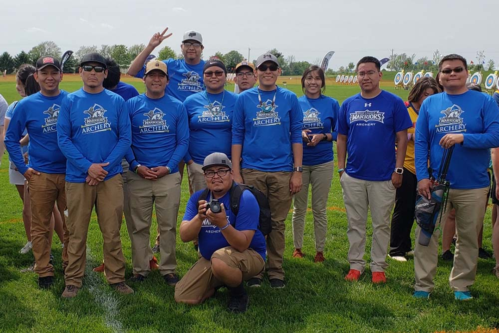 DC Archery Team