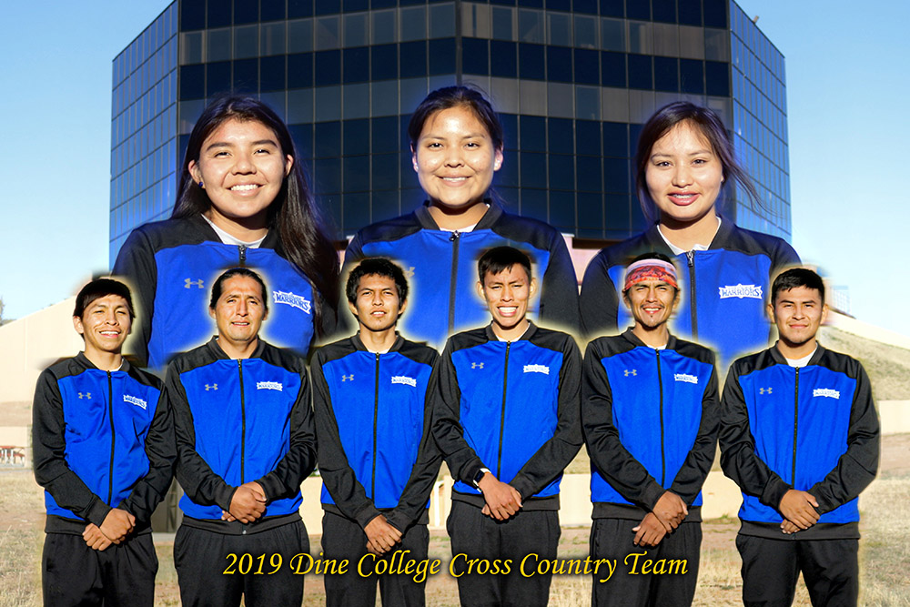 DC Cross Country Team